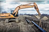 Drain Field Excavation